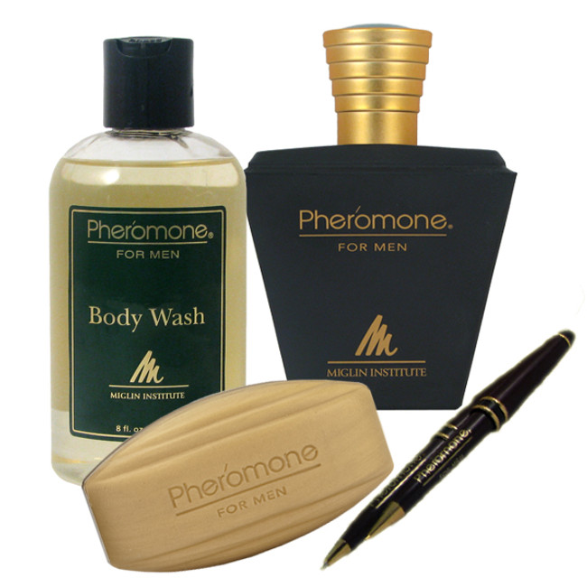 "Pheromone for Men ""Collectible"" Gift Collection"