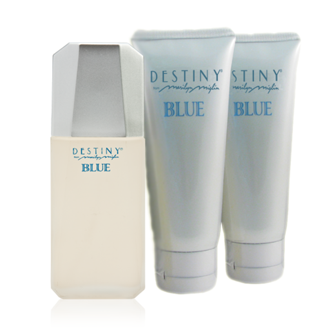 "Destiny Blue ""Blue Heaven"" Gift Collection"