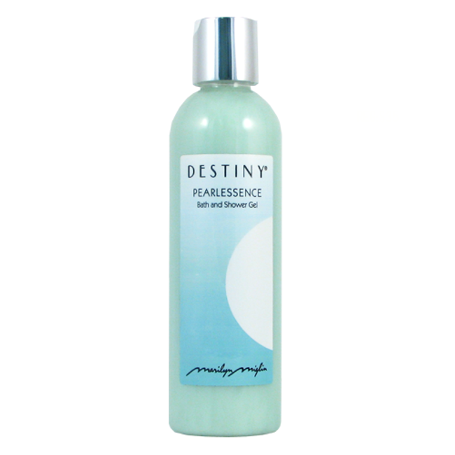 Destiny Pearlessence Bath and Shower Gel 8 oz
