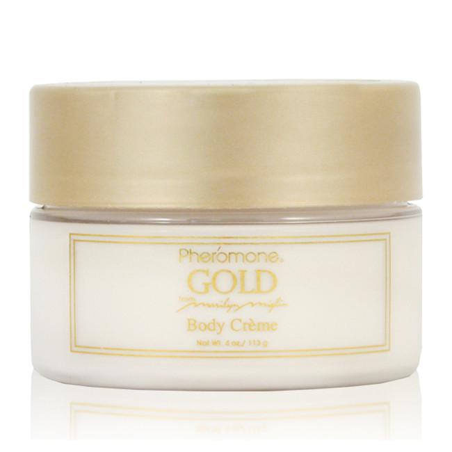 Pheromone Gold Body Crème 4 oz