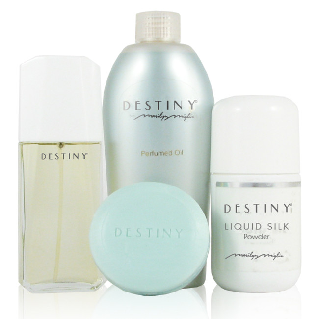 "Destiny ""Spa Pleasures"" Gift Collection"