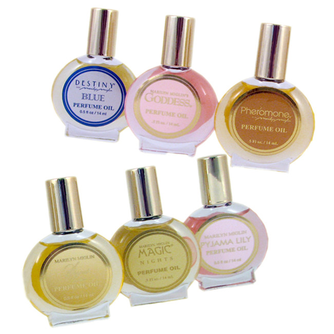 Perfume Oil Collection