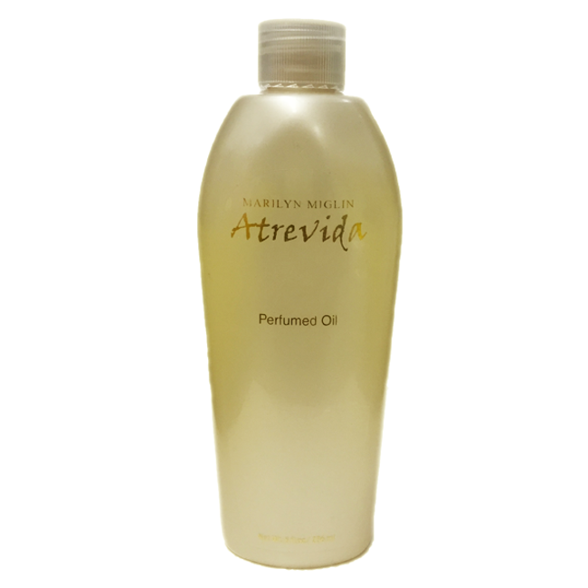 Atrevida Perfumed Oil 8 oz