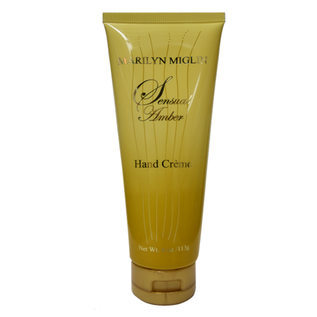 Sensual Amber Hand Creme 4 oz