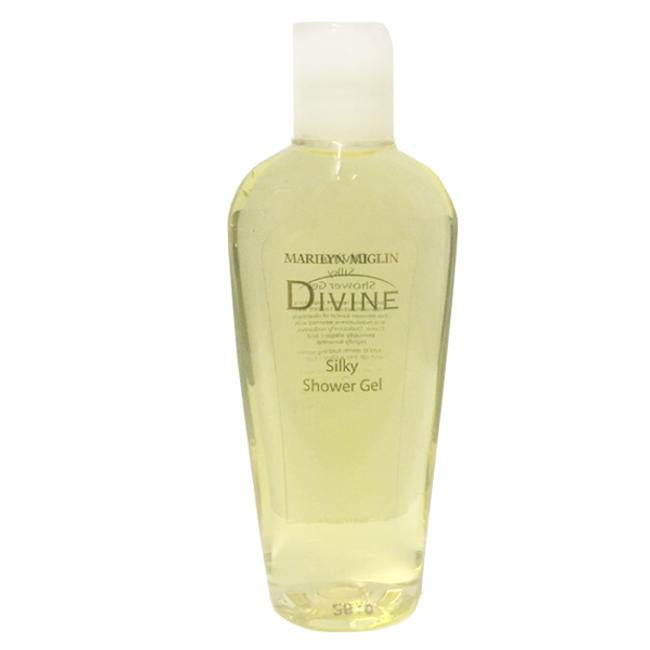 Divine Silky Shower Gel 4 oz
