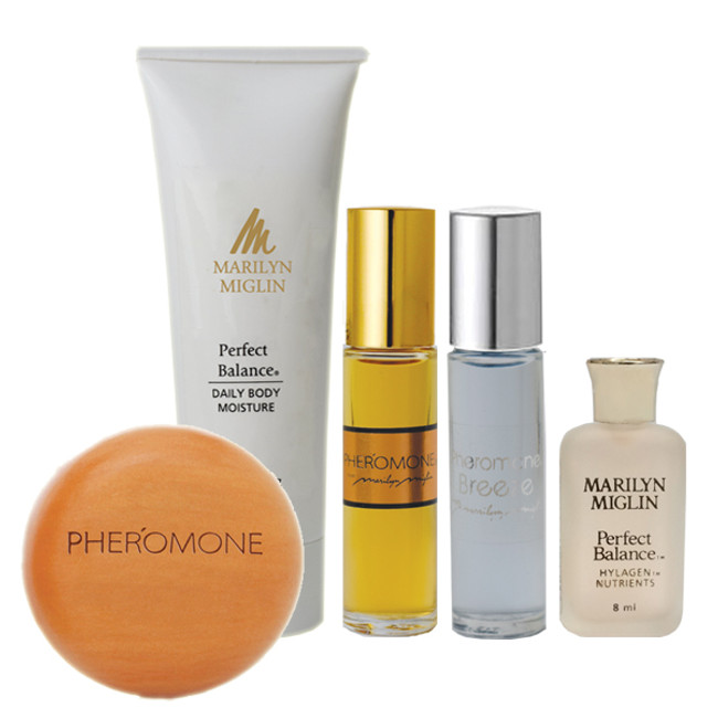 "Pheromone  ""Heart to Heart"" Gift Set"