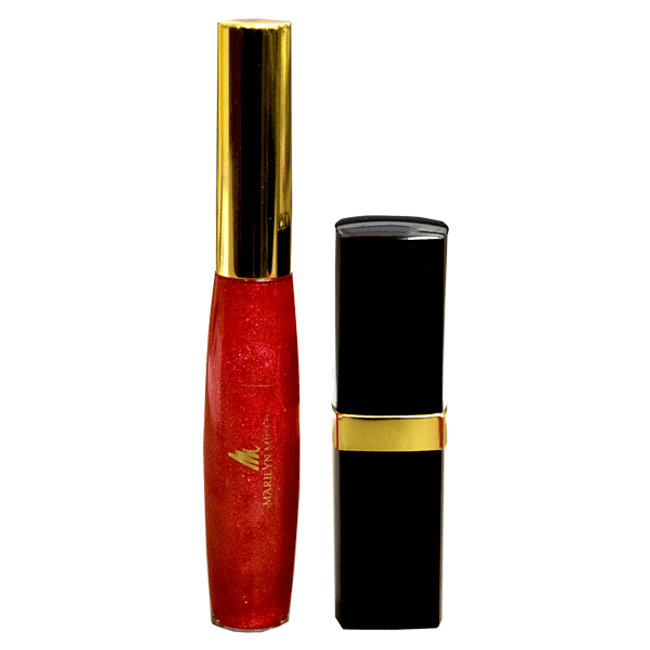 Red Ready Lip Duo