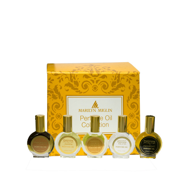 Pheromone Perfume Oil Collection