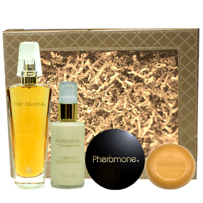 """Pheromone Temptation"" Gift Set"