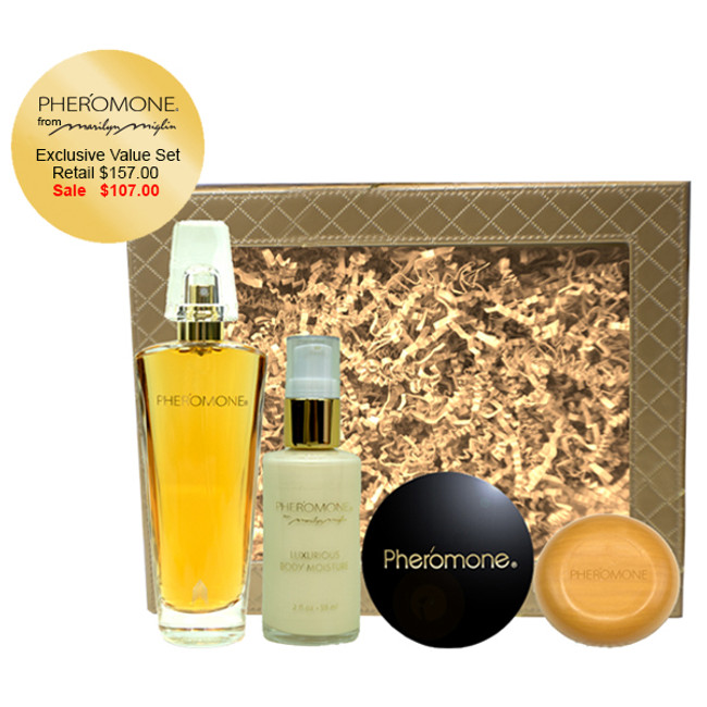 "Pheromone ""Temptation"" Gift Set"