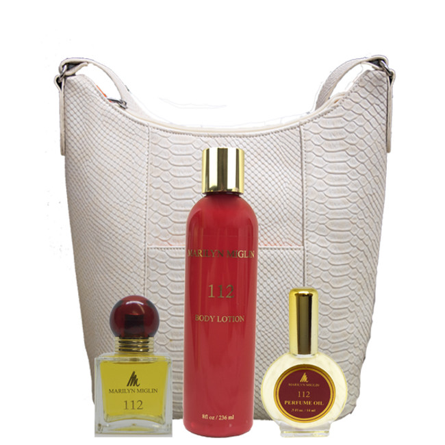 """Marilyn Miglin's 112 """" Luxuries of Life"""" Gift Set"""