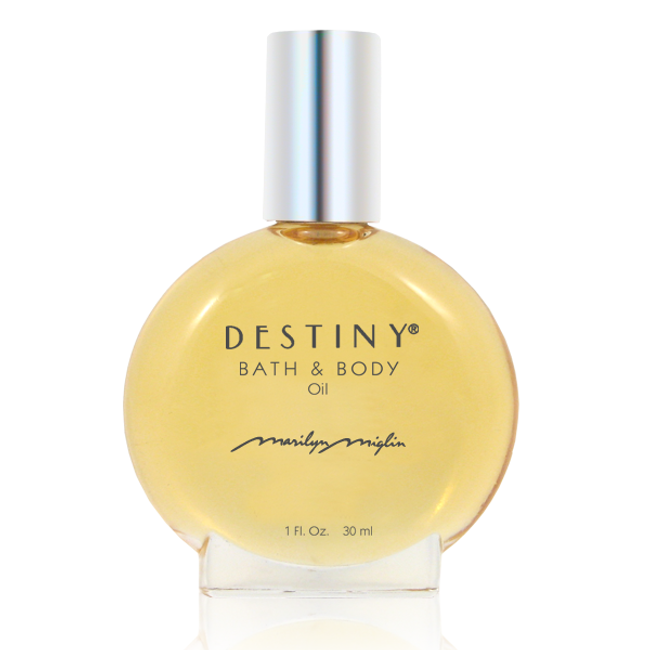 Destiny Bath & Body Oil 1 oz