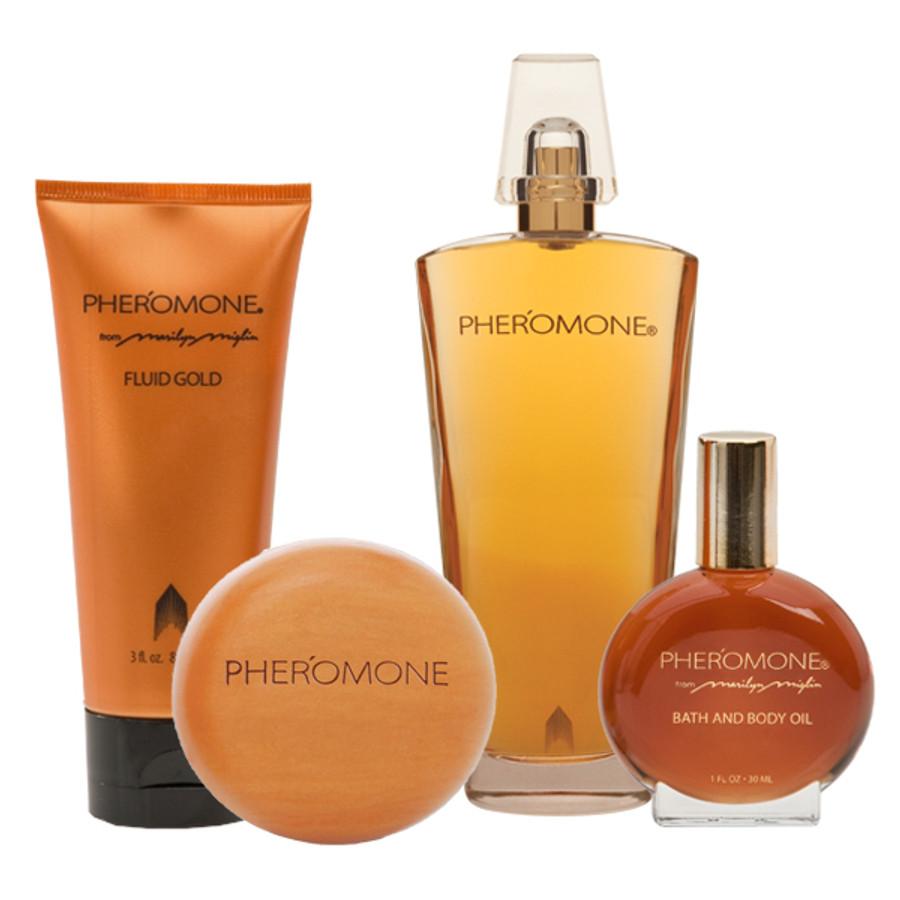 "Pheromone ""Sensual Elegance"" Gift Collection"