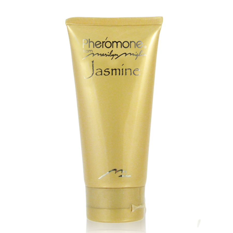 Pheromone Jasmine Bath & Shower Creme 5 oz