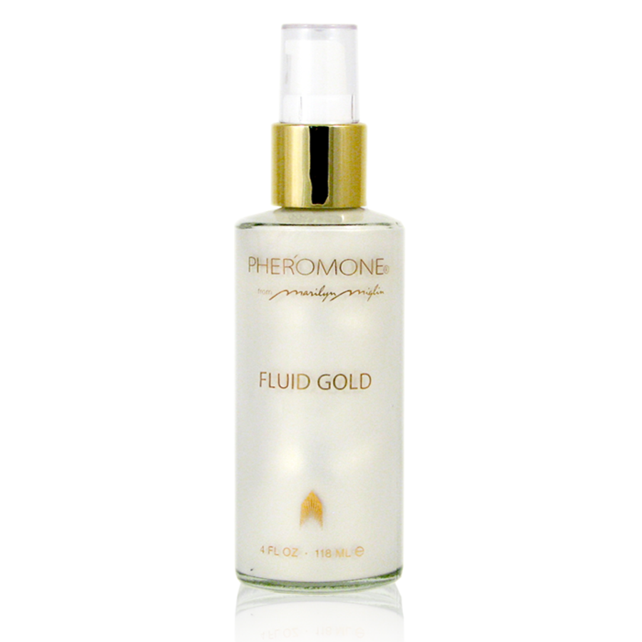 Pheromone Fluid Gold 4 oz