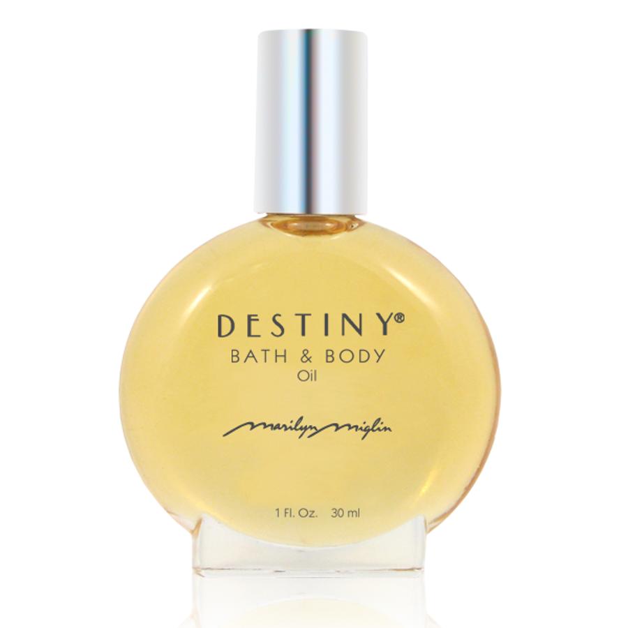 Destiny Bath & Body Oil 1 oz