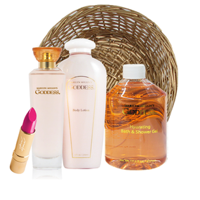 """Goddess """"Head Over Heels"""" Gift Collection - NEW"""