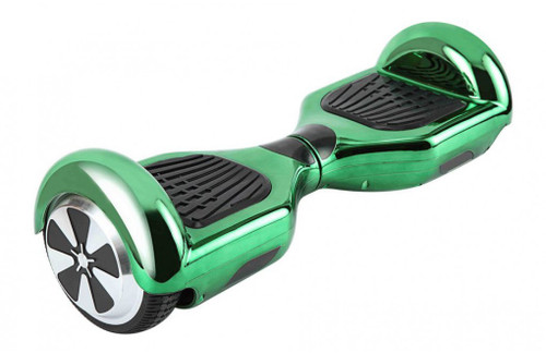 6.5 inch chrome green hoverboard