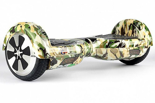 6.5 hoverboard camouflage