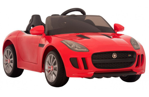 12V Jaguar F Type | Red