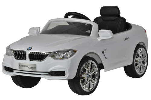 BMW 4 series white