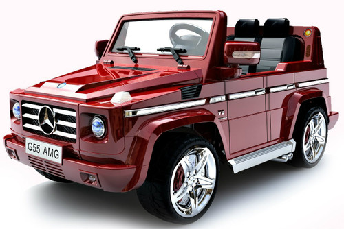 Mercedes g55 with RC