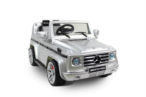 Mercedes g55 silver with RC