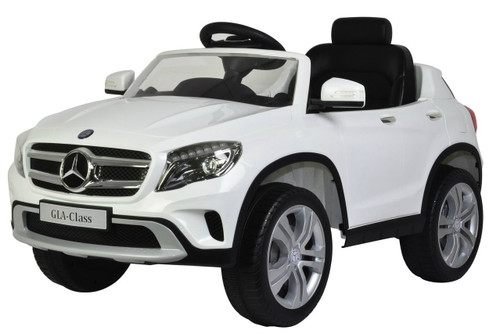 Mercedes GLA White