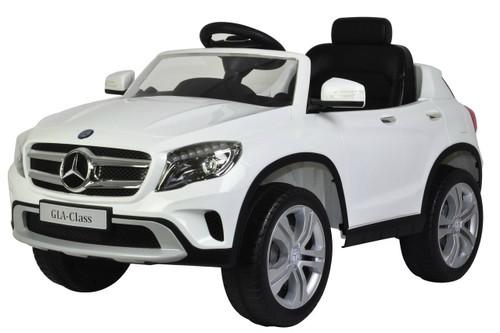 Mercedes GLA White