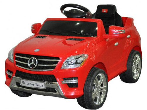 Mercedes ML 350 6V | Red