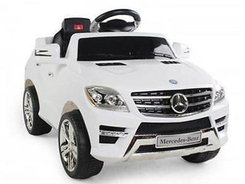 Mercedes ML 350 6V | White