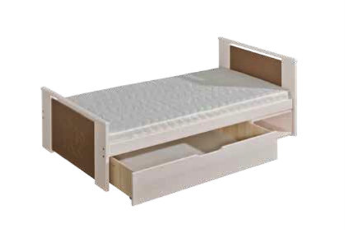 Kubus single bed