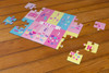 Personalized Counting Kingdom Princess Puzzle