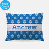 Personalized Kids Christmas Pillowcase