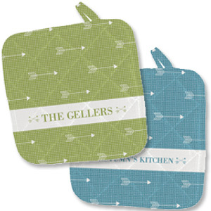 Pot Holders and Oven Mitts