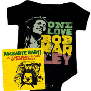 Bob Marley Baby & Kids Stuff