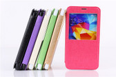 S-View Samsung Galaxy Note 3 N9000 N9005 Leather Folio Case Cover