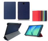 "Samsung Galaxy Tab A 8.0"" Smart Leather Case Cover T350 T355 P350 TabA"