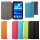 "Samsung Galaxy Tab S2 8.0"" T710 T715 Slim Smart Leather Case Cover 8"""