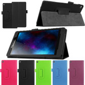 "Lenovo TAB 2 A7-20 7"" Tablet Leather Folio Case Cover Stand Skin 7.0 A7-20F"