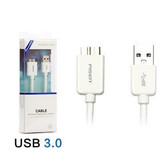 Samsung Micro B USB 3.0 Data Charger Cable for Galaxy Note3 S5 Cord