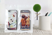 Universal Water Resistant Zip Lock Bag for iPhone 4/4S/5/5S/5c Galaxy S3/S4