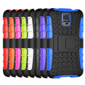 Heavy Duty Samsung Galaxy S5 Shockproof Case Cover i9600 G900 G900I