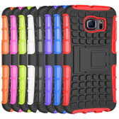 Heavy Duty Samsung Galaxy S6 Edge Shockproof Case Cover G925 G925I
