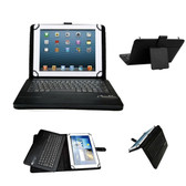 "Samsung Galaxy Tab A 9.7"" T550 T555 Bluetooth Keyboard Case Cover inch"