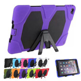Heavy Duty iPad 2 3 4 Kids Case Cover 3-in-1 Apple iPad2 iPad3 iPad4