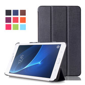 Samsung Galaxy Tab A 10.1 Smart Leather Case Cover T580 T585 TabA inch