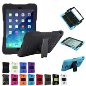 iPad 2 3 4 Heavy Duty Tough Case Cover Apple Skin Kids Shockproof CJB