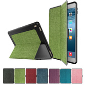 Slim Fabric iPad Air 2 Smart Case Cover Apple Skin Air2