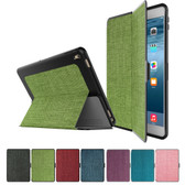 Slim Fabric iPad mini 1 2 3 Smart Case Cover Apple mini1 mini2 mini3